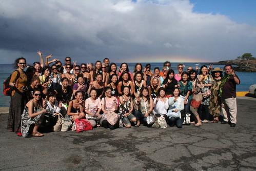 Mahukona Hula Auwana Workshop/Huaka'i