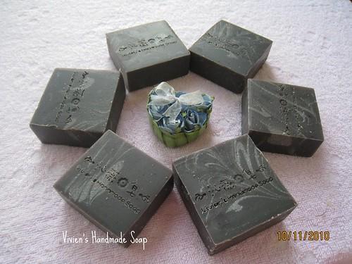 紫草母乳皂_秀珊
