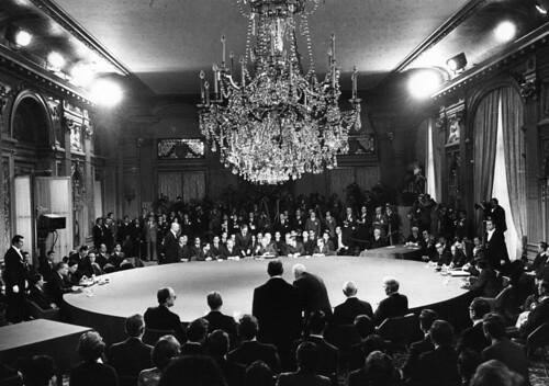 Flickriver Photoset Paris Peace Talks 1968 1 By Manhhai