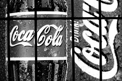 The Vending Machine (Mata23) Tags: bw white black cola drink beverage machine coke vending