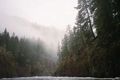 Gorge (bnzai9) Tags: ricoh ff3daf super kodak portra 800 winter or hood river