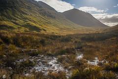 Highland landscape (emmanuelbernard1) Tags: ecosse glencoe paysage landscape tourbe montagne mountain peat