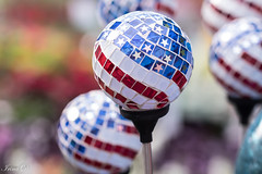 Happy 4th of July ! (Irina1010_OFF) Tags: flag blueredwhite 4thofjuly holiday bokeh colors beautiful canon