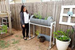 Paula Photoshoot (3 of 48) (City of Austin Office of Sustainability) Tags: gardening netzero netzerohero austin austintexas organic composting family recycling reducereuserecycle