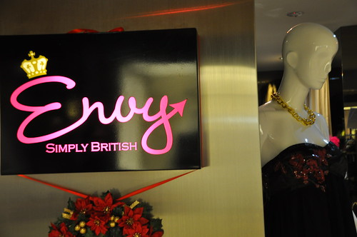 Envy Simply British in Singapore
