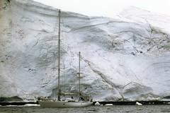 880131 Navigation by Camera (rona.h) Tags: 1988 january antarctica cloudnine ronah