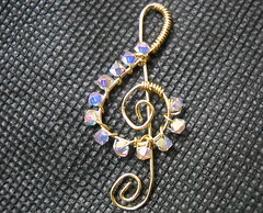 g-clef pendant (this has a ring for the chain on the loop on top) (y2k_maria) Tags: music cord necklace wire crystals gifts gift pearl accessories pendant clef pendants accessory gclef goldfilled