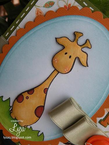 Jane's Giraffe