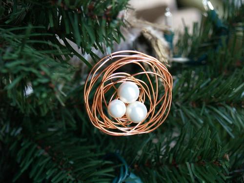 Copper Bird's Nest