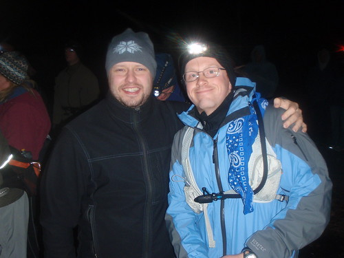John and Me at the Start