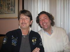 Dario e Germano (cislcasinodivenezia) Tags: natale 2009 pranzo cisl