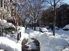 S Street NW Dec 20 2009
