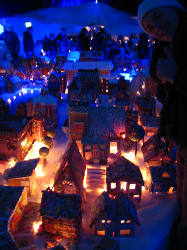 Gingerbread Village, Bergen