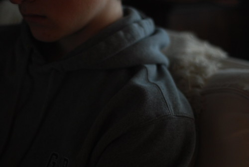 moody sweatshirt....
