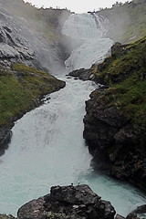 The famous falls that is haunted. (WEBerry) Tags: norway flam grandcircle myrdel