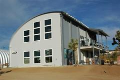 SteelMaster Arch Metal Home