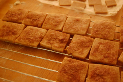 Swiss Cinnamon Crisps