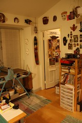 CLEAN Studio - Storage (Terry.Tyson) Tags: art studio craft etchingpress