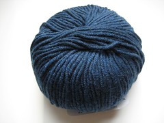 Karabella Aurora 8, 139 prussian blue_IMG_2268 (countingstitches) Tags: yarn worsted karabella aurora8