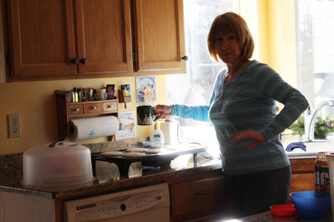 grandma panckes