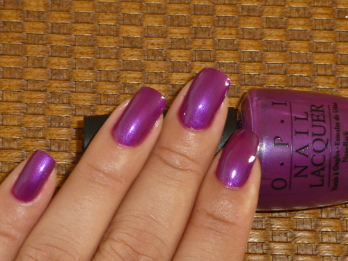 OPI - PLUGGED-IN PLUM