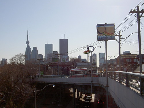 Toronto from Queen & Broadview
