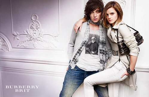 Burberry SS10 Ad Campaign0015(Geor@mh)