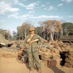 105 (Red Warriors Vietnam - 1/12th Infantry) Tags: red jim warriors hennessy