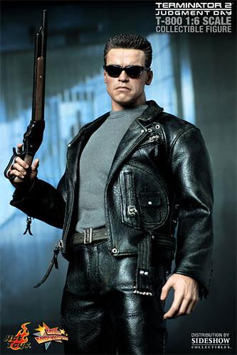 Terminator T-800 12 Inch Figure