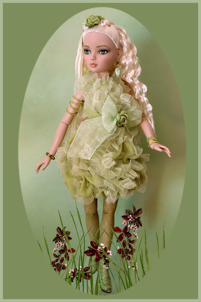 Ellowyne (Sweetly Sullen) et la licorne 4258507729_641273b99d_o