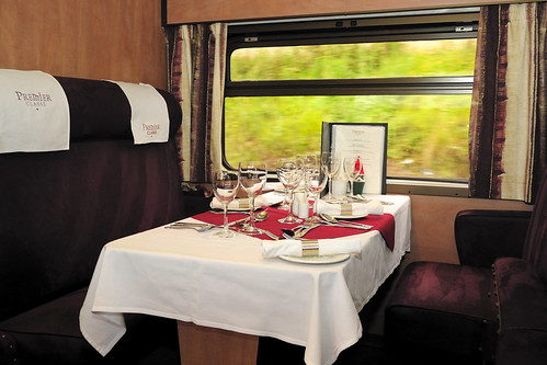 Premier Classe dining car #1 by jacashgone