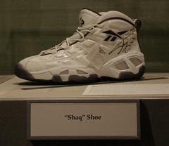 Shaquille O'Neal shoe