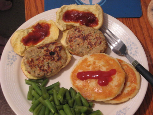 Joe's Oat Patties