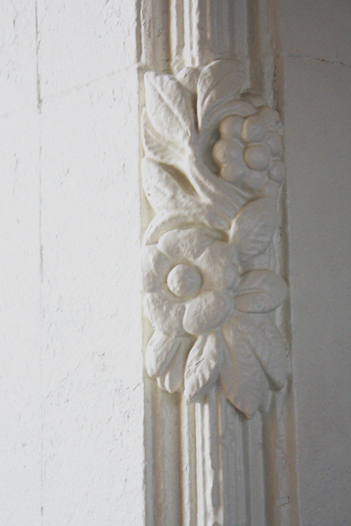 floral molding