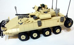 LAV-25A2 (ShkAdAw) Tags: light usmc marine lego united corps 25 vehicle states win epic armored lav lav25 lav25a2