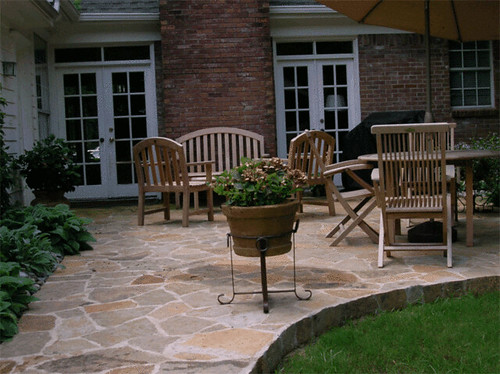 Patios landscape design dallas