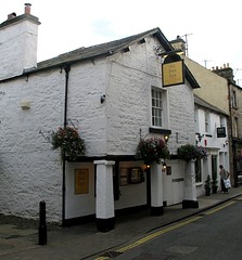 The Sun Inn, Kirkby Lonsdale (Snapshooter46) Tags: building stone pub historic suninn kirkbylonsdale
