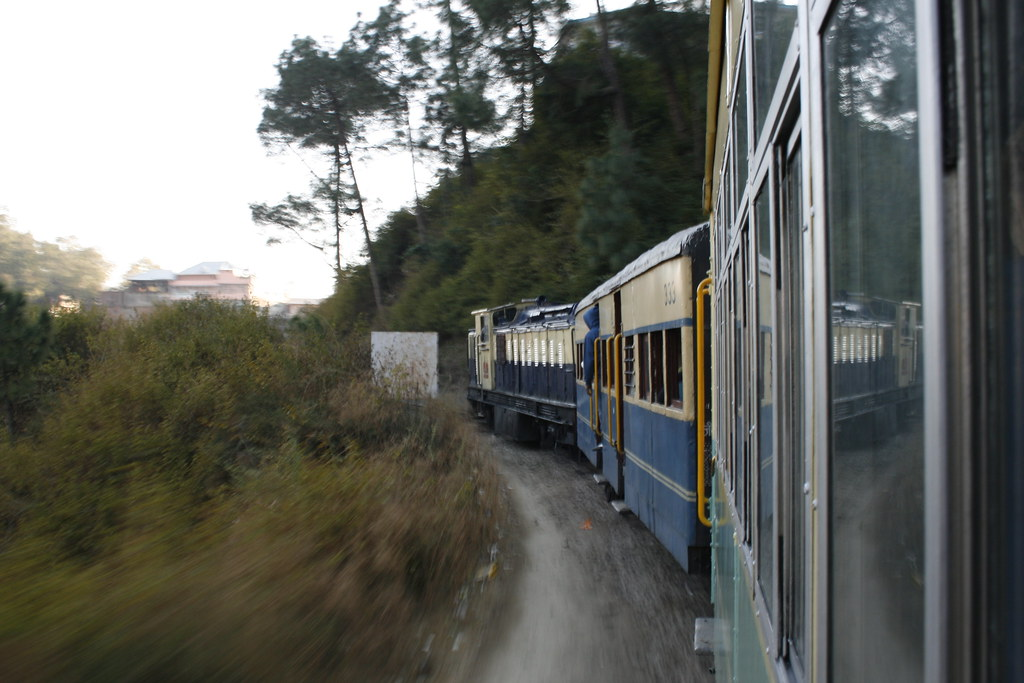 The World's newest photos of railway and simla - Flickr Hive