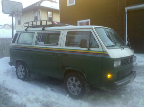 Thesamba Com Vanagon View Topic Post Your Roof Rack