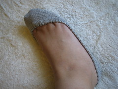 Foot cover prototype
