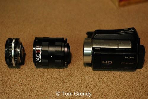 50mm Jag 35 Sony Sr 10