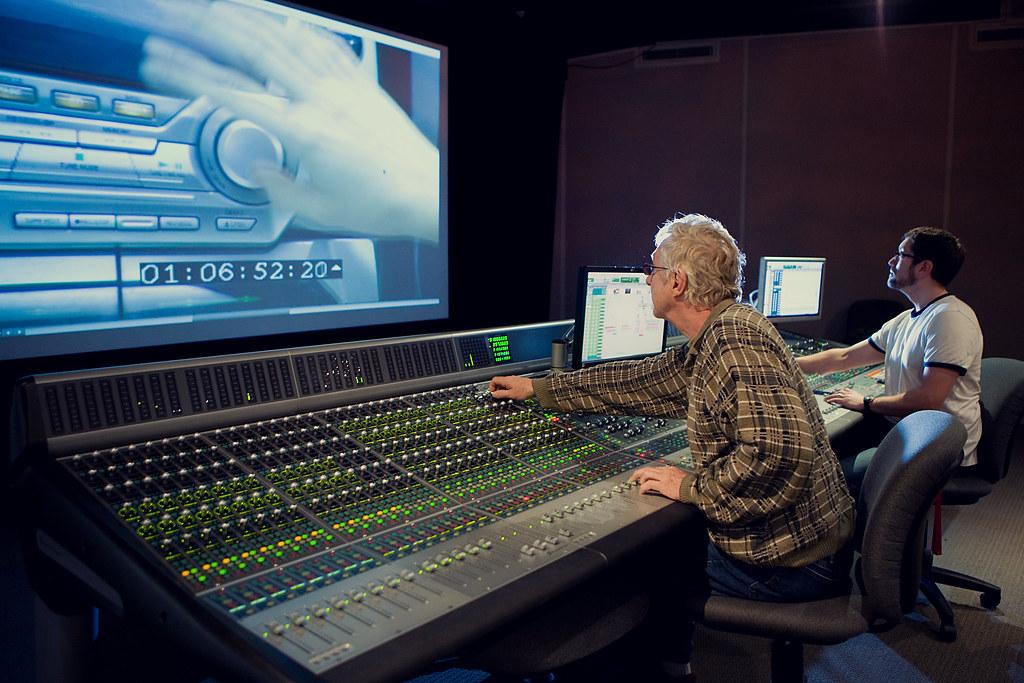 Film sound design essay
