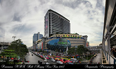 Panorama MBK Center (HNY 2010) / ห้างมาบุญครองช่วงปีใหม่