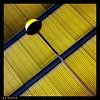 diagonal (sediama (break)) Tags: window lamp yellow germany pentax fenster jalousie hannover diagonal gelb shutter laterne expo2000 mywinners abigfave superaplus aplusphoto k20d sediama strasenlaterne imgp7486b ©bysediamaallrightsreserved