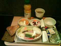 Tågfrukost