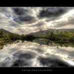 Lake Rosebery, Western Tasmania :: HDR