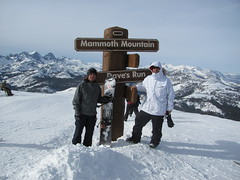 Peak (jrzraul) Tags: snow snowboarding powder mammothmtn