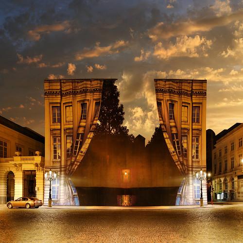 Monsieur René Magritte Museum, Bruxelles, Belgium