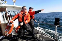wbcg10 (Alan Cradick) Tags: station boat cg wrightsville drills brach