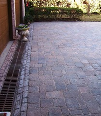 "Paver Driveway • <a style=""font-size:0.8em;"" href=""http://www.flickr.com/photos/36642140@N07/4304866176/"" target=""_blank"">View on Flickr</a>"